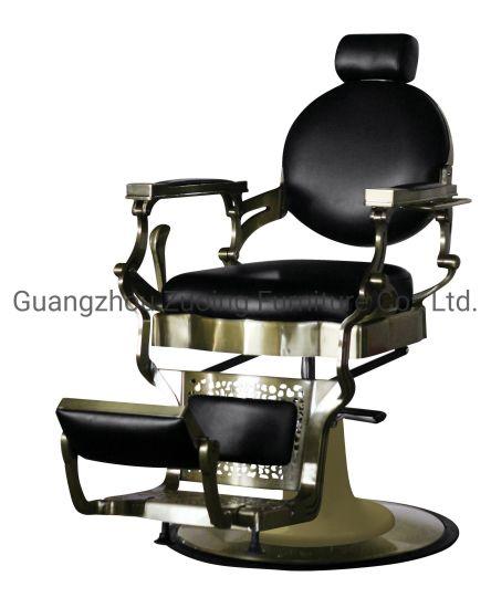 Old Vintage Man's Barber Chair