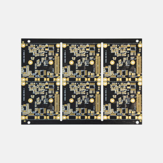 China Double Sides Enig Finish PCB High Quality PCB Board for