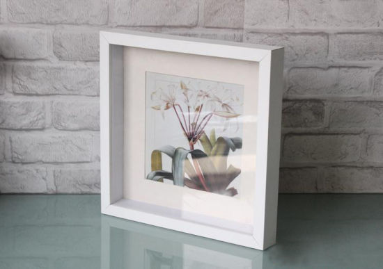 China 3D Deep Wooden Shadow Box Photo Frames - China Custom Picture ...