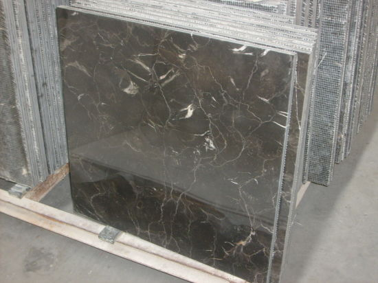 Emperador Dark Marble Tile / Slabs at Good Price pictures & photos