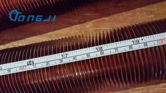 Hot Sale High Copper Fin Tube pictures & photos