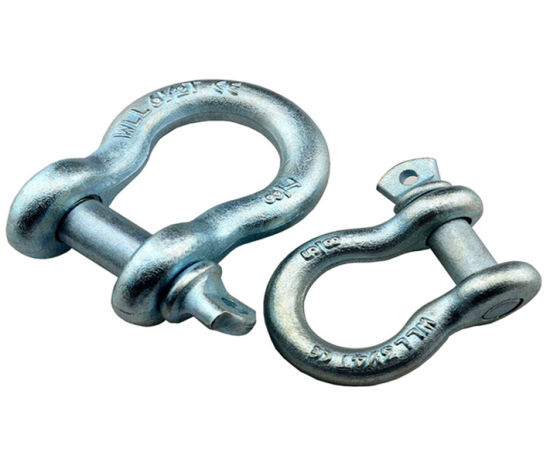 Screw Pin Anchor Shackle G209 pictures & photos
