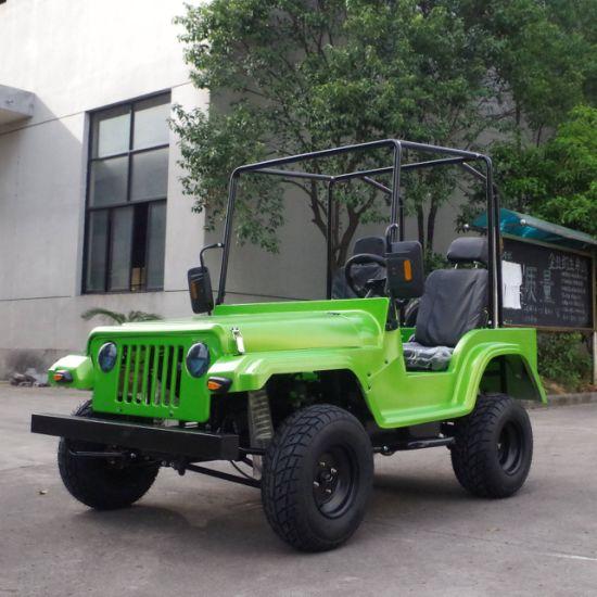 China 200cc Willys Mini Jeep/Racing Buggy/UTV with Ce