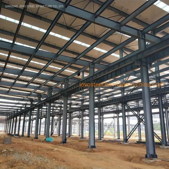 China Prefabricated Modern Industrial Design Steel Structure Warehouse Storage Shed China Steel Frame Structure Steel Structure Storage House