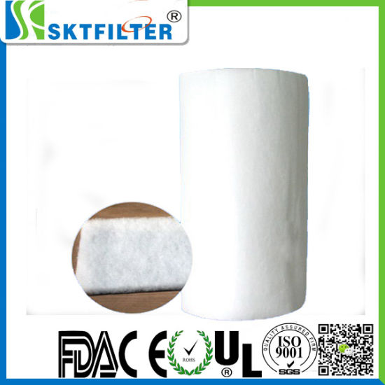 Washable Synthetic Fiber for Air Pre Filter pictures & photos