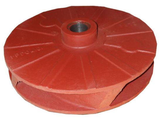 A05 Gravel Sand Dredge Pump Spare Parts Impeller