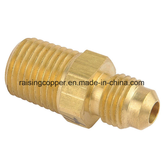 Forged Brass Flare Fittings pictures & photos