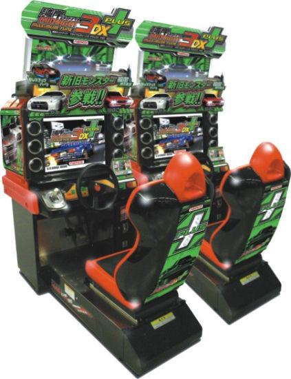 China Arcade Driving Games Motor Driving Game Racing