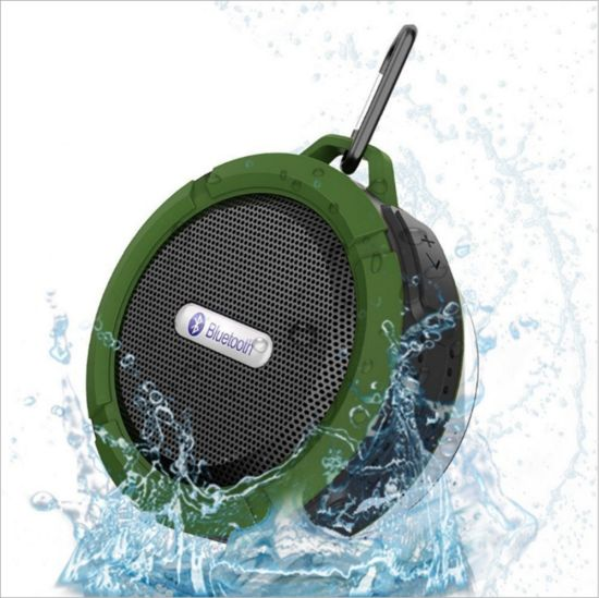 High Quality Waterproof Portable Mini Wireless Bluetooth Speaker