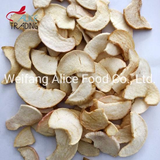 Crispy Healthy Snack Vf Fruits Vacuum Fried Apple Chips