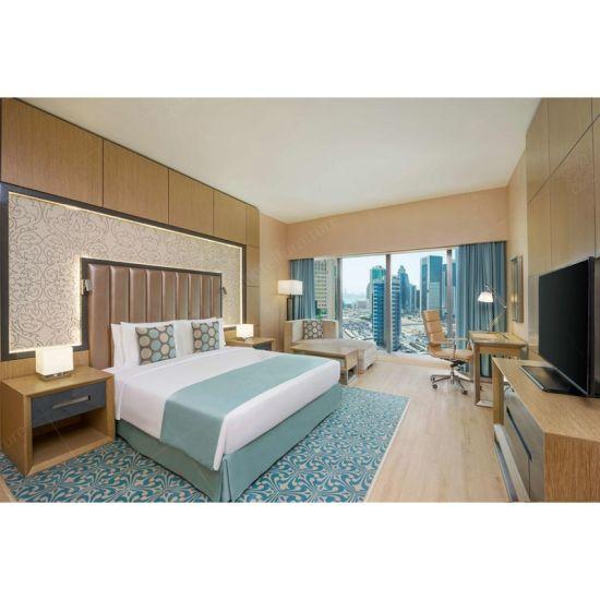 Modern Light Blue Color Wooden Furniture Wyndham Hotel ...