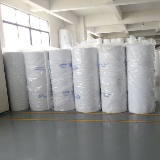 China Air Bubble Roll Paint Stop Ceiling Filter for Spray