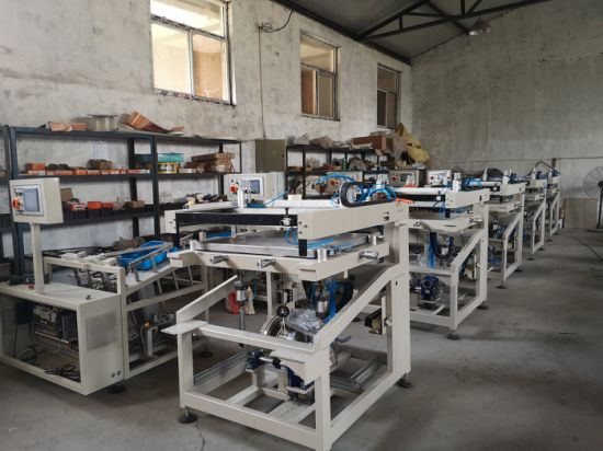 High Quality Screen Printing Machine for Labels, Stickers, Membrane Switch