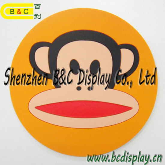 OEM Wholsale Absorbent Paper Coaster, Cup Mat for Catuaba Drink China Supplier (B&C-G116) pictures & photos