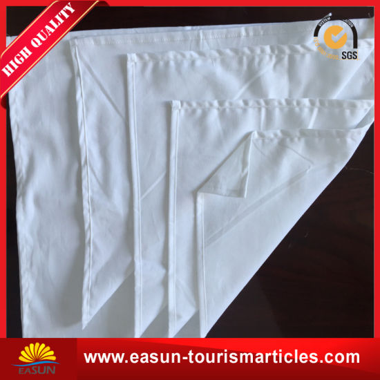 Fabric Textile Table Cloth for Airline Disposable pictures & photos