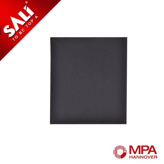 Coated Waterproof Silicon Carbide Coated Abrasives Sanding Paper pictures & photos