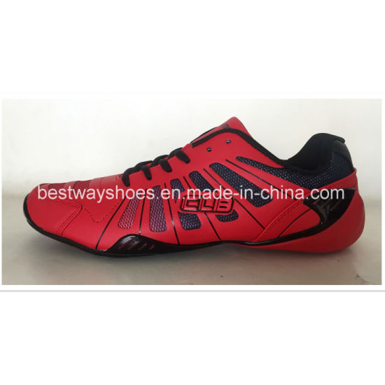 Top Selling Men Basketball Running Shoes Rubber Outsole Sneaker