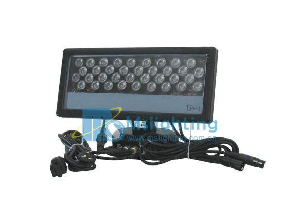 36*1W Waterproof RGB LED Wall Washer Stage Light