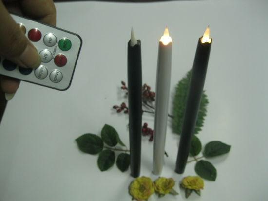 China Remote Control Recycling Flameless Holiday Halloween Lighting