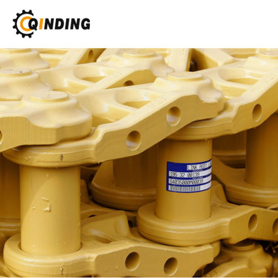 Undercarriage Dozer Cat D3c Track Chains Assembly Link for Caterpillar