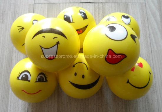 Promotion Gift Various Design PU Foam Anti Stress Ball