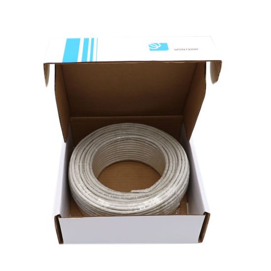 Telephone Wire in CCA PVC pictures & photos