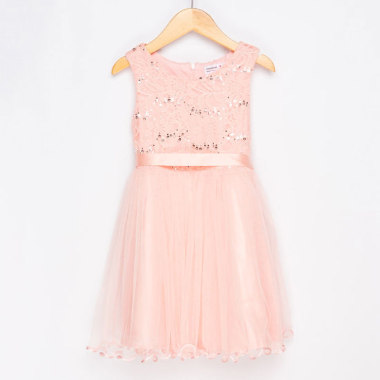 Girls Princess Party Kids Dresses Costume Children Wedding Fancy Summer Dress Girl Party Dress