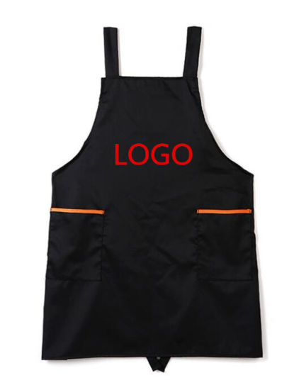 OEM Nylon Waterproof Advertising Promotional Kitchen Cooking Apron pictures & photos