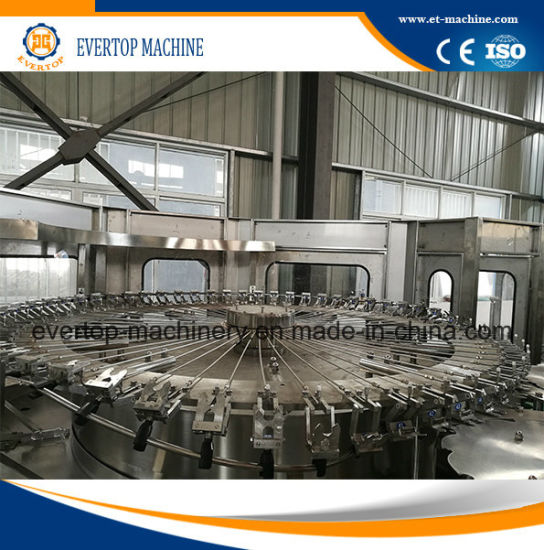 Automatic Bottle Carbonated Beverage Filling Machine pictures & photos