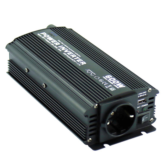 600W DC to AC Car Power Inverter pictures & photos