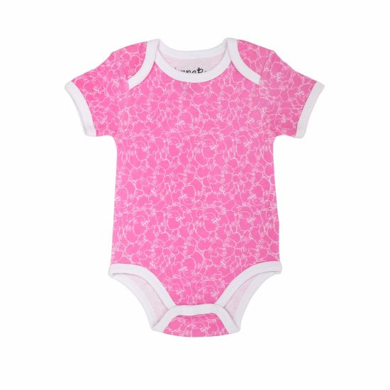 496e672c65e0 China Pink Color High Quality Organic Cotton Baby Wear for Girls ...