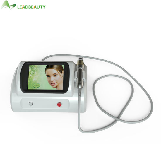 Personal Face Lift Beauty New Microneedle Finvasive Needle Skin Care Equipment RF Medical Acne Treatment Machine