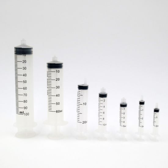 Disposable Medicial Products Feeding Syringe Sterile Non Toxic Pyrogen Free