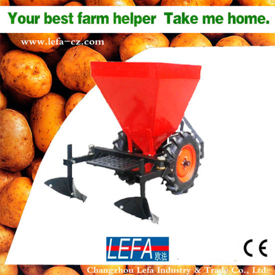 China Agriculture Machinery One Row Potato Planter Seeding