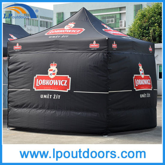 Outdoor High Quality Pop up Canopy Folding Tent for Promotions & China Outdoor High Quality Pop up Canopy Folding Tent for ...
