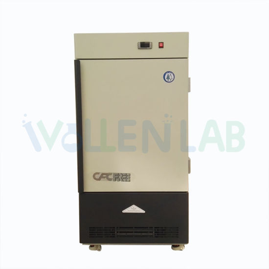 Easy Operate Non-Installation Chest Type -40 Degree Medical Refrigerator Deep Freezer