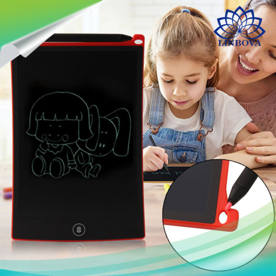 "Creative 8.5"" 9.7"" 12"" Electronic Digital LCD Graphics Writing Tablet Kids Toy for Promotional Gift pictures & photos"