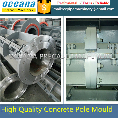 Round Electric Poles Making Machine pictures & photos