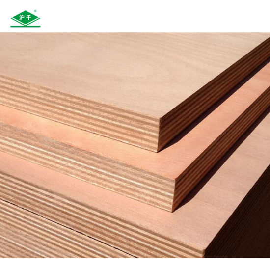 4X8 Good Quality Bb/Bb or BB/CC Grade Okoume Plywood at Wholesale Price pictures & photos