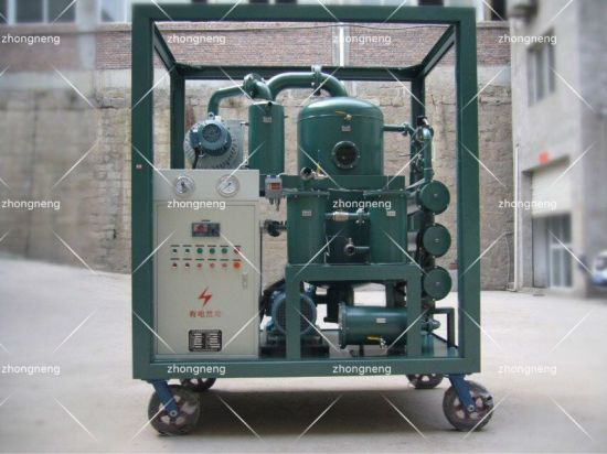 Enclosed-Type Insulation Oil Purifier Plant, High Vacuum Insulation Oil Purify Solution