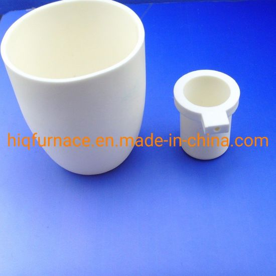 Ceramic Evaporation Boat/Ceramic Boat/Ceramic Crucible, 25ml Corundum Ceramic Crucible, High Temperature Hot Press Boron Nitride Ceramic Crucible