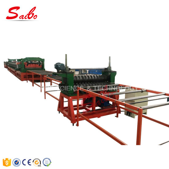 High Productivity Steel Silo Roll Forming Machine for Grain Storage
