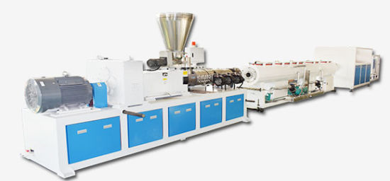 High Quality, Energy Saving PE/PVC/ PPR Pipe Extrusion Machine, Pipe Making Machine