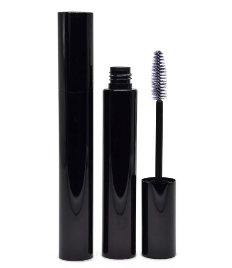 Cosmetic Mascara Tube Case, Empty Mascara Bottle with Brush