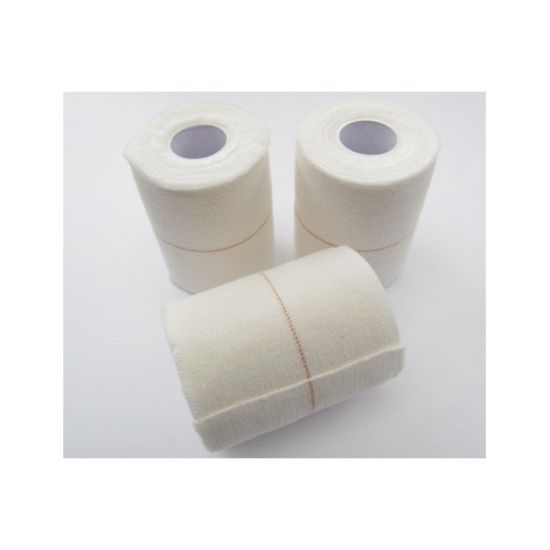 Heavy Weight Drill Cotton Elastic Adhesive Bandage (Eab) pictures & photos