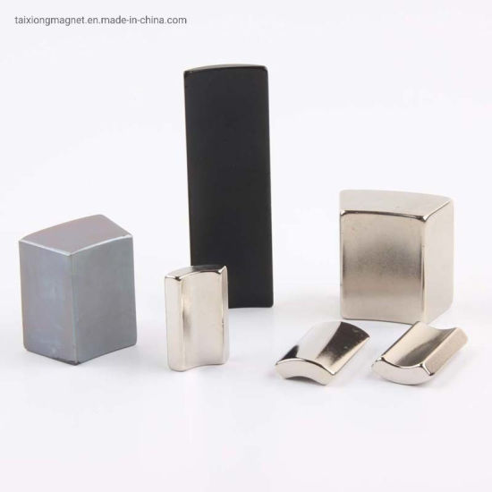Factory Directly Supply N35-N52 NdFeB Magnets Irregular Shaped Magnet