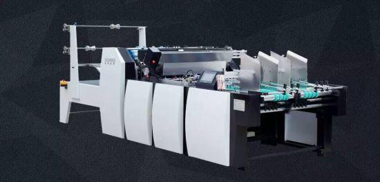 Double Feeder Window Patching Machine (GK-1080T)
