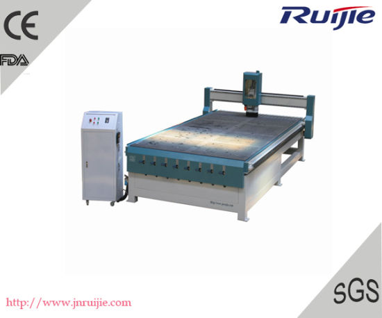 Woodworking CNC Router with Vacuum Table W Series Rj 1530W