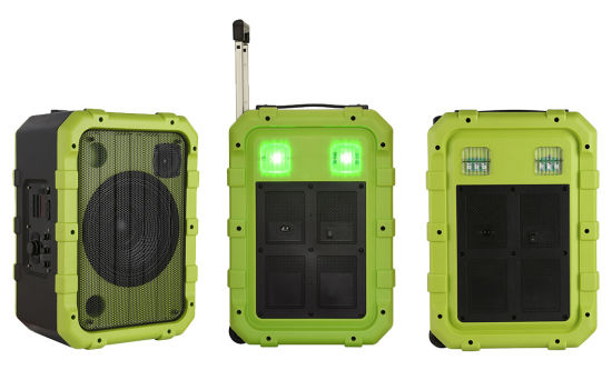 China Multi Color Led Lighting Portable Outdoor Full Frequency Professional Speaker China Mini Speaker And Bluetooth Speaker Price
