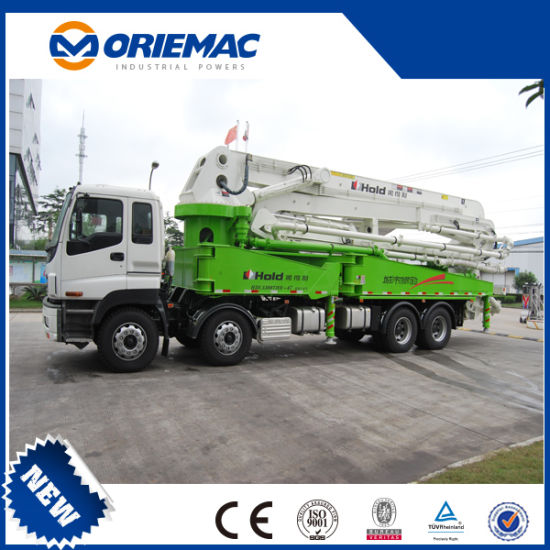 Liugong Truck Mounted Concrete Pump (HBT60-18-132S) pictures & photos